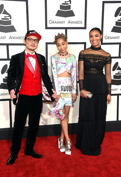 Spice「57th GRAMMY Awards - Arrivals」:写真・画像(0)[壁紙.com]