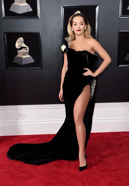 グラミー賞「60th Annual GRAMMY Awards - Arrivals」:写真・画像(2)[壁紙.com]