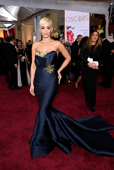 Form Fitted Dress「87th Annual Academy Awards - Arrivals」:写真・画像(16)[壁紙.com]
