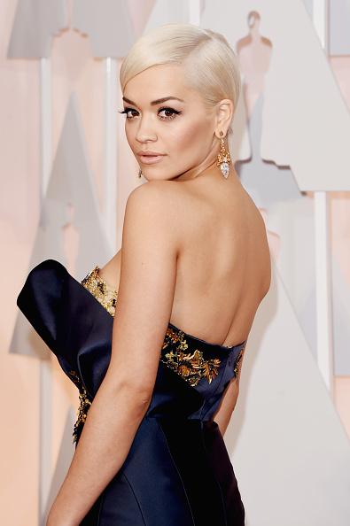 Short Hair「87th Annual Academy Awards - Arrivals」:写真・画像(18)[壁紙.com]