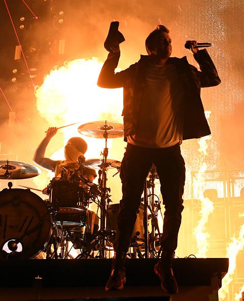 MGM Grand Garden Arena「Twenty One Pilots In Concert - Las Vegas, NV」:写真・画像(10)[壁紙.com]