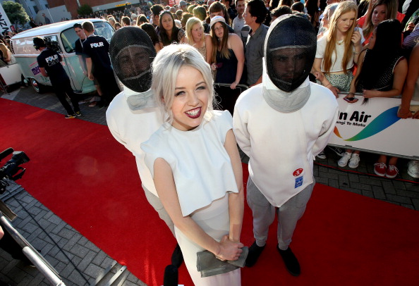 Spark Arena「2013 New Zealand Music Awards - Arrivals」:写真・画像(5)[壁紙.com]