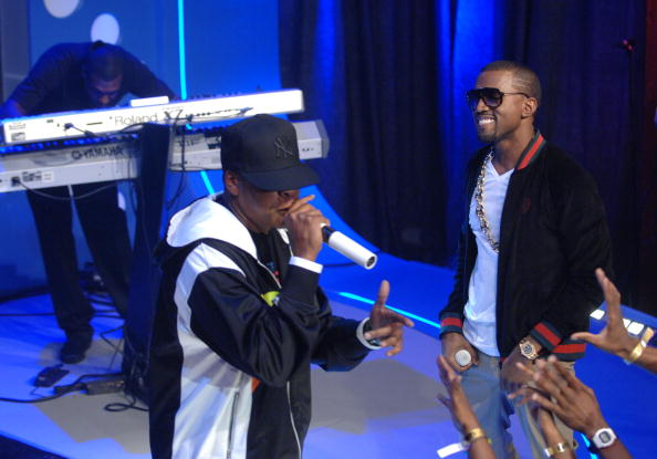 Kanye West - Musician「BET 106 & Park with Kanye West And 50 Cent」:写真・画像(11)[壁紙.com]