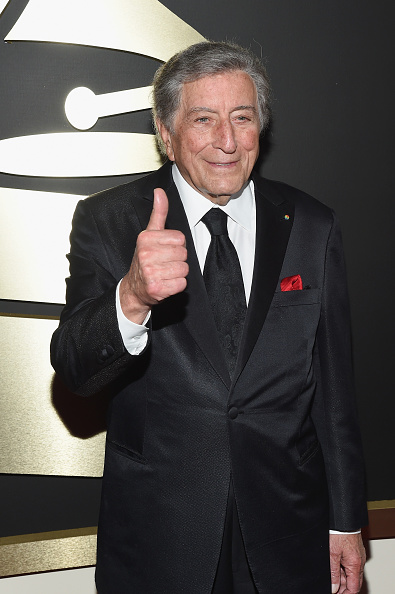 Larry Busacca「The 57th Annual GRAMMY Awards - Red Carpet」:写真・画像(3)[壁紙.com]