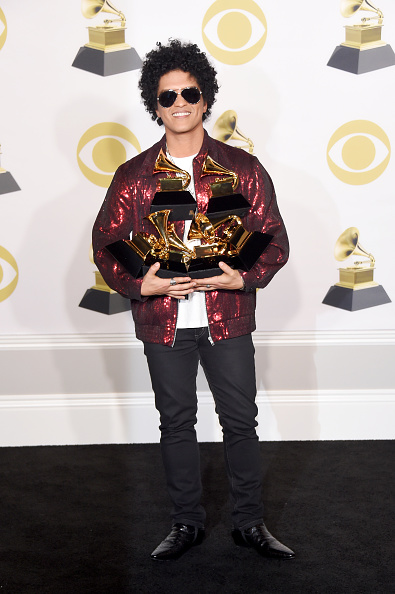 グラミー賞「60th Annual GRAMMY Awards - Press Room」:写真・画像(2)[壁紙.com]