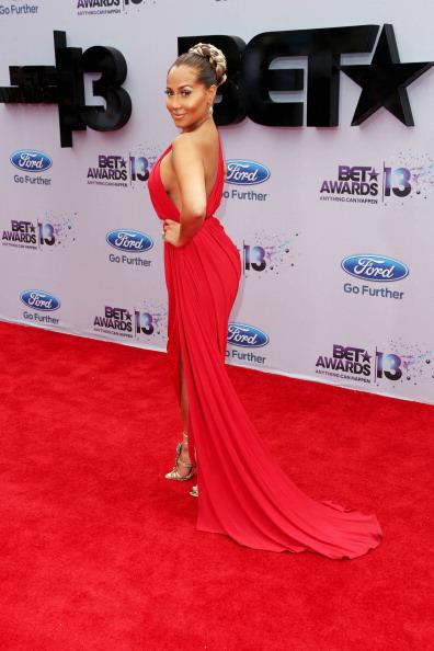 Adrienne Bailon「2013 BET Awards - Arrivals」:写真・画像(9)[壁紙.com]