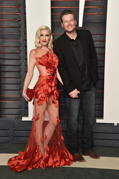 Gwen Stefani「2016 Vanity Fair Oscar Party Hosted By Graydon Carter - Arrivals」:写真・画像(7)[壁紙.com]
