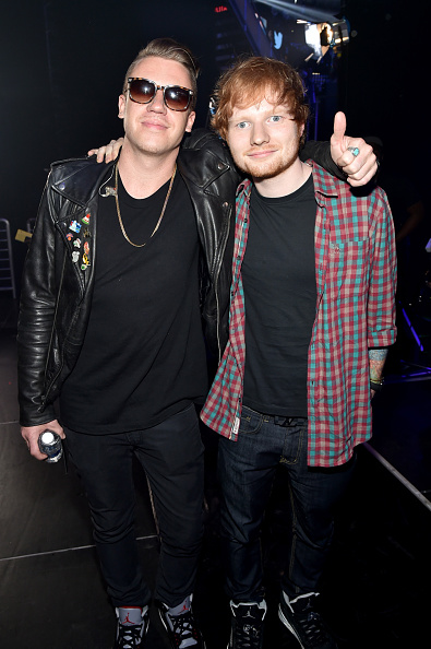 MGM Grand Garden Arena「2014 iHeartRadio Music Festival - Night 2 - Backstage」:写真・画像(18)[壁紙.com]