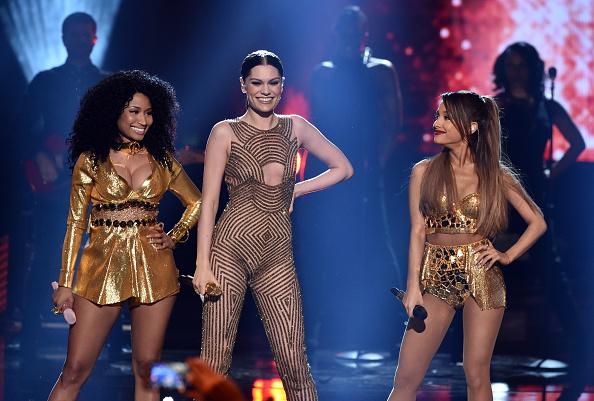 Ariana Grande「2014 American Music Awards - Show」:写真・画像(12)[壁紙.com]