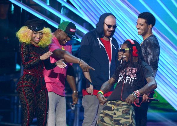 Drake - Entertainer「2012 MTV Video Music Awards - Show」:写真・画像(11)[壁紙.com]
