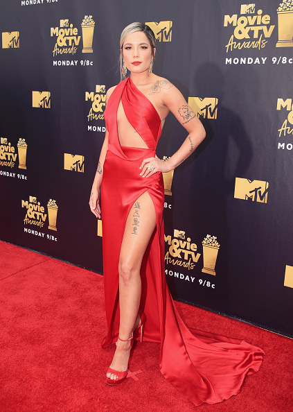 Award「2018 MTV Movie And TV Awards - Red Carpet」:写真・画像(3)[壁紙.com]