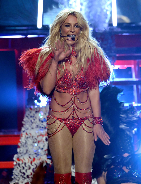 ブリトニー・スピアーズ「2016 Billboard Music Awards - Show」:写真・画像(15)[壁紙.com]