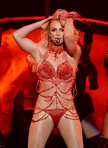 Britney Spears「2016 Billboard Music Awards - Show」:写真・画像(1)[壁紙.com]