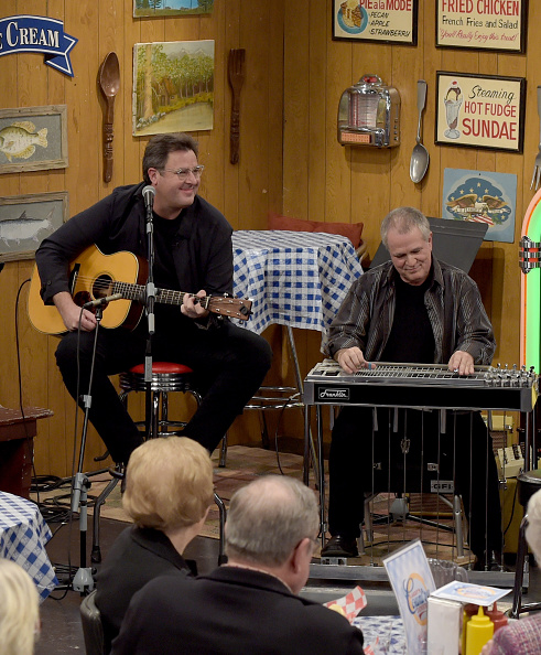 """Southern USA「""""Larry's Country Diner"""" TV Taping」:写真・画像(1)[壁紙.com]"""