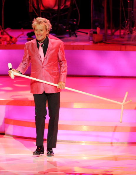 "Colosseum at Caesars Palace「""Rod Stewart: The Hits."" Launches At The Colosseum At Caesars Palace」:写真・画像(4)[壁紙.com]"