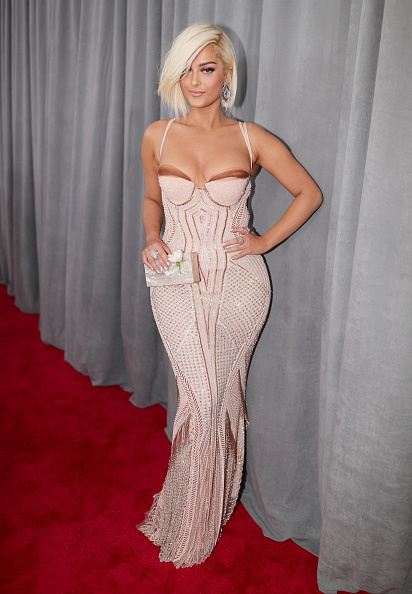 グラミー賞「60th Annual GRAMMY Awards - Red Carpet」:写真・画像(12)[壁紙.com]