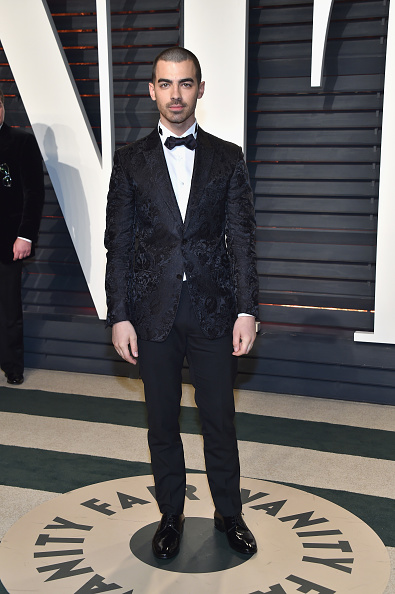 Black Color「2017 Vanity Fair Oscar Party Hosted By Graydon Carter - Arrivals」:写真・画像(10)[壁紙.com]