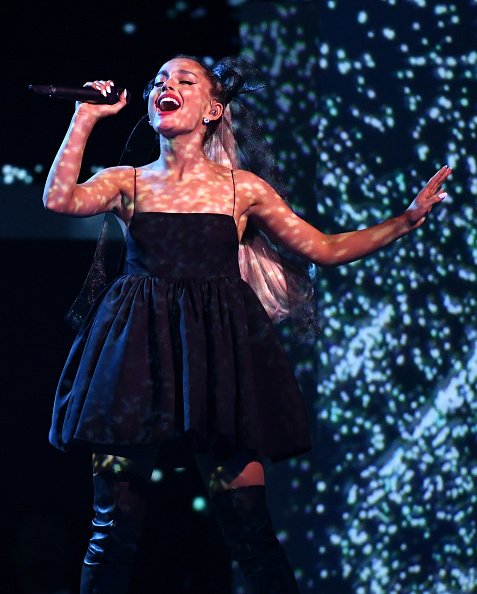 Ariana Grande「2018 Billboard Music Awards - Show」:写真・画像(4)[壁紙.com]