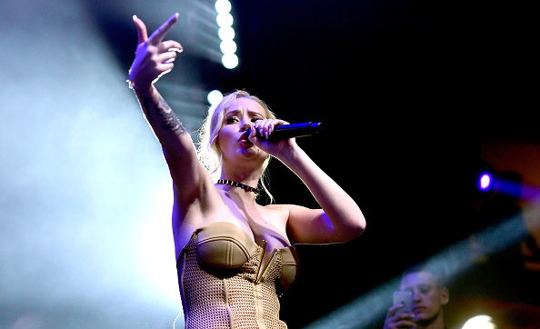 Iggy Azalea「The 2016 MAXIM Hot 100 Party - Inside」:写真・画像(3)[壁紙.com]