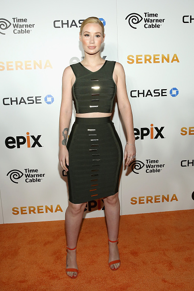 Iggy Azalea「Serena Williams NY Premiere Event」:写真・画像(19)[壁紙.com]