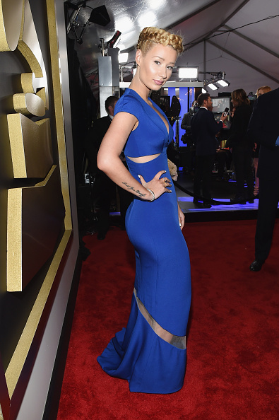 Iggy Azalea「The 57th Annual GRAMMY Awards - Red Carpet」:写真・画像(11)[壁紙.com]