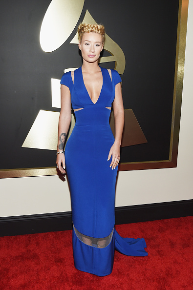 Larry Busacca「The 57th Annual GRAMMY Awards - Red Carpet」:写真・画像(1)[壁紙.com]