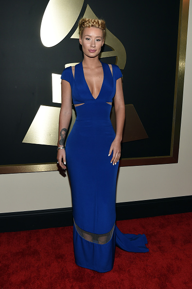 Larry Busacca「The 57th Annual GRAMMY Awards - Red Carpet」:写真・画像(0)[壁紙.com]