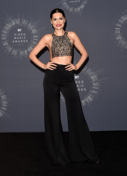 High Waist Pants「2014 MTV Video Music Awards - Press Room」:写真・画像(16)[壁紙.com]