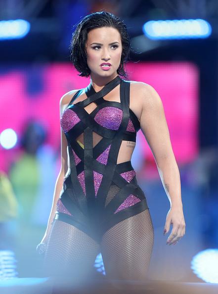 Demi Lovato「2015 MTV Video Music Awards - Pepsi Stage - Fixed Show」:写真・画像(16)[壁紙.com]