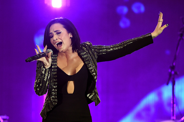 Demi Lovato「CBS RADIOs Third Annual We Can Survive 2015」:写真・画像(16)[壁紙.com]