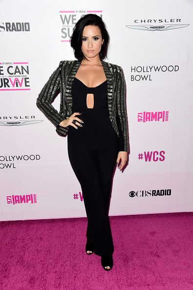 Demi Lovato「CBS RADIOs Third Annual We Can Survive 2015」:写真・画像(13)[壁紙.com]
