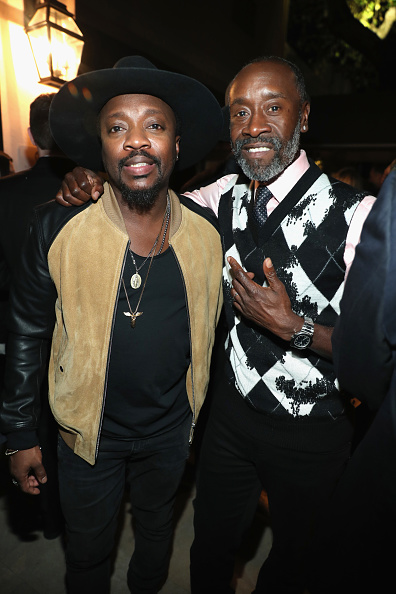 Don Cheadle「Sony Music Entertainment 2017 Post-Grammy Reception」:写真・画像(8)[壁紙.com]
