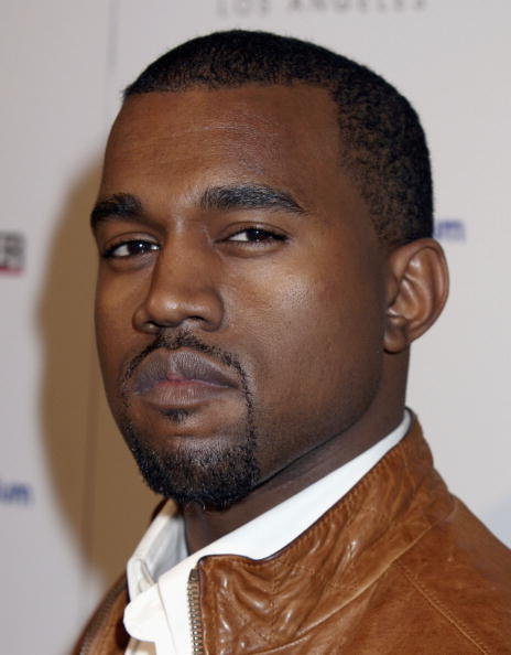 Kanye West - Musician「The Art Of Elysium Presents Russell Young - Arrivals」:写真・画像(18)[壁紙.com]