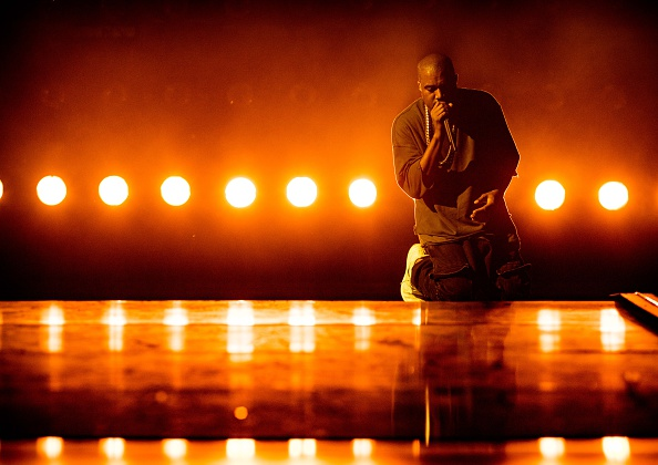 Kanye West - Musician「2015 iHeartRadio Music Festival - Night 1 - Show」:写真・画像(16)[壁紙.com]
