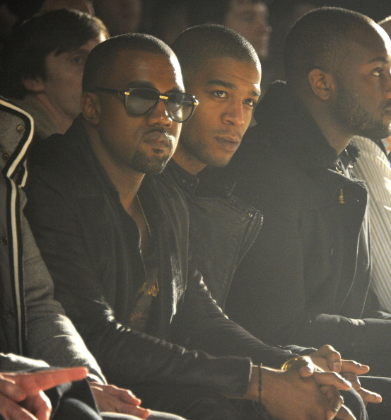 Kanye West - Musician「Band of Outsiders - Front Row & Backstage - Fall 2011 Mercedes-Benz Fashion Week」:写真・画像(3)[壁紙.com]