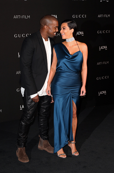 Kanye West - Musician「2014 LACMA Art + Film Gala Honoring Quentin Tarantino And Barbara Kruger - Arrivals」:写真・画像(10)[壁紙.com]