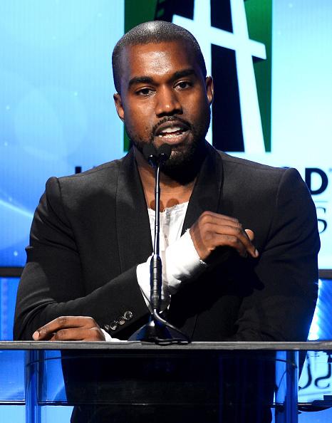 Kanye West - Musician「17th Annual Hollywood Film Awards - Show」:写真・画像(9)[壁紙.com]