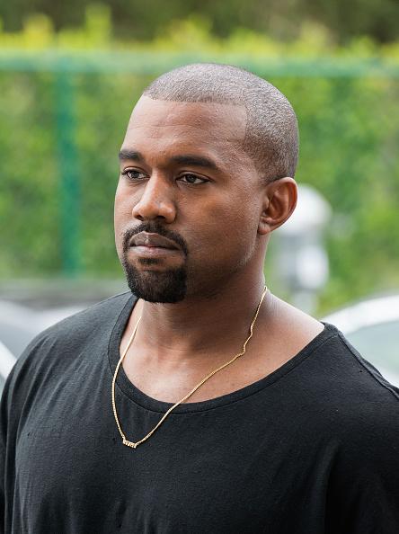 Kanye West - Musician「Roc Nation Pre-GRAMMY Brunch - Arrivals」:写真・画像(11)[壁紙.com]
