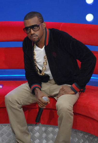 Kanye West - Musician「BET 106 & Park with Kanye West And 50 Cent」:写真・画像(10)[壁紙.com]