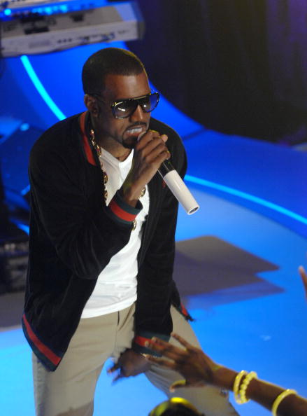 Kanye West - Musician「BET 106 & Park with Kanye West And 50 Cent」:写真・画像(9)[壁紙.com]