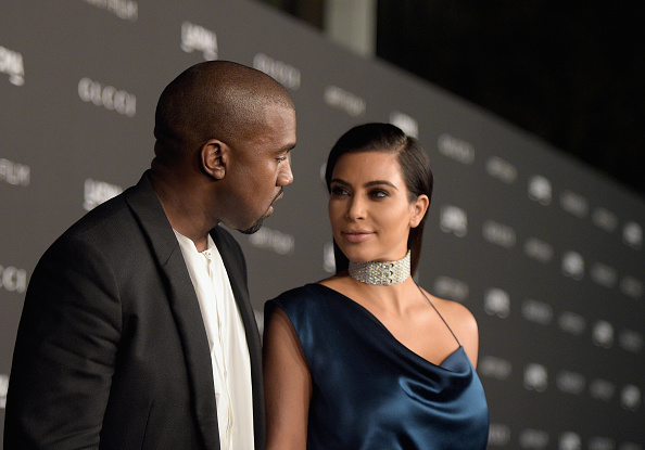 Kanye West - Musician「2014 LACMA Art + Film Gala Honoring Barbara Kruger And Quentin Tarantino Presented By Gucci - Red Carpet」:写真・画像(13)[壁紙.com]