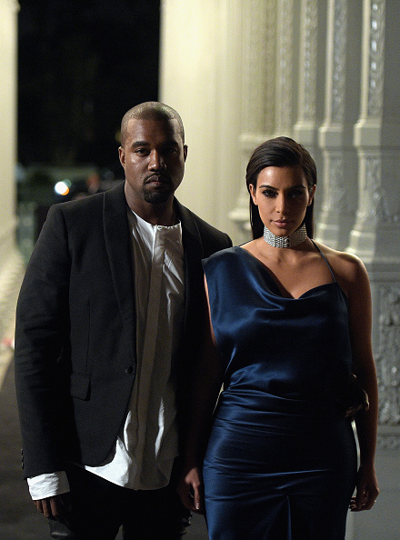 Kanye West - Musician「2014 LACMA Art + Film Gala Honoring Barbara Kruger And Quentin Tarantino Presented By Gucci - Red Carpet」:写真・画像(18)[壁紙.com]
