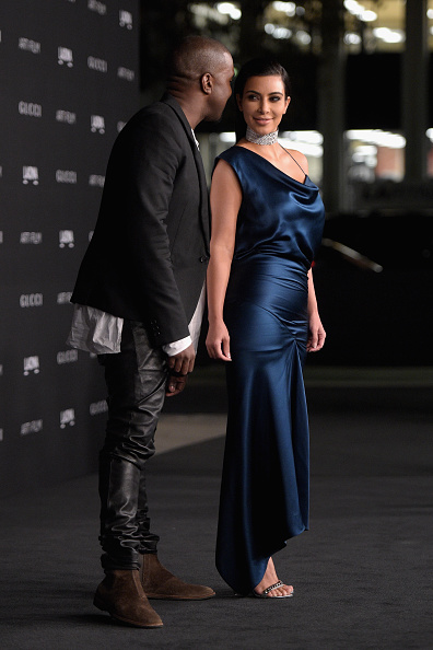 Kanye West - Musician「2014 LACMA Art + Film Gala Honoring Barbara Kruger And Quentin Tarantino Presented By Gucci - Red Carpet」:写真・画像(1)[壁紙.com]