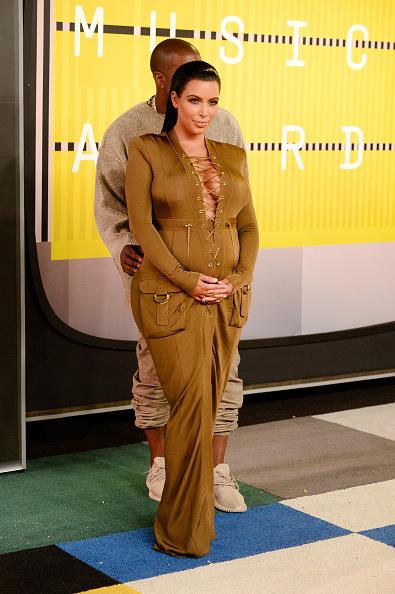 Kanye West - Musician「2015 MTV Video Music Awards - Arrivals」:写真・画像(11)[壁紙.com]