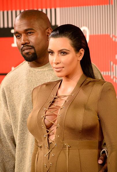 Kanye West - Musician「2015 MTV Video Music Awards - Arrivals」:写真・画像(14)[壁紙.com]