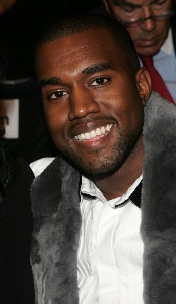 Kanye West - Musician「Vera Wang Spring 2007 - Front Row」:写真・画像(5)[壁紙.com]