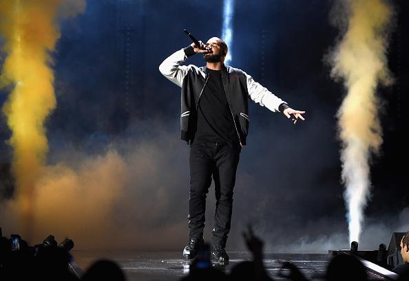 Drake - Entertainer「2016 iHeartRadio Music Festival - Night 1 - Show」:写真・画像(14)[壁紙.com]