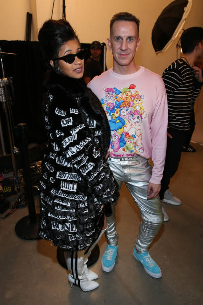 ニューヨークファッションウィーク「Jeremy Scott - Backstage - February 2018 - New York Fashion Week: The Shows」:写真・画像(19)[壁紙.com]