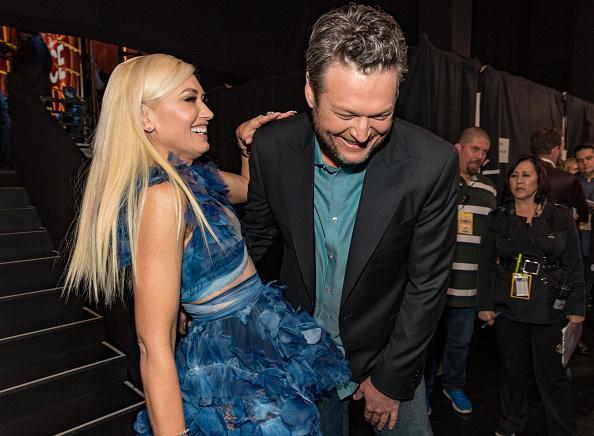 Gwen Stefani「People's Choice Awards 2017 - Backstage」:写真・画像(13)[壁紙.com]