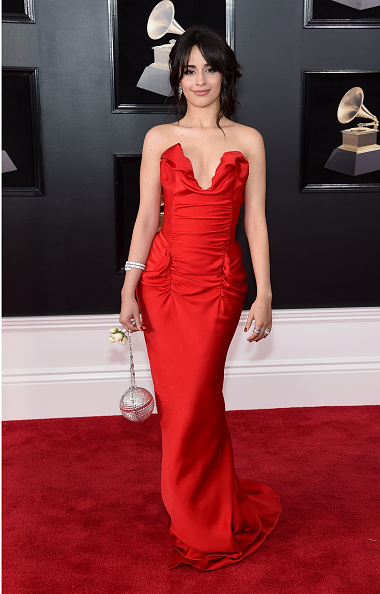 カメラ目線「60th Annual GRAMMY Awards - Arrivals」:写真・画像(11)[壁紙.com]